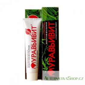 MURAVIVIT Energie vulkánu - mravenčí masážní krém silně prohřívající 44 ml