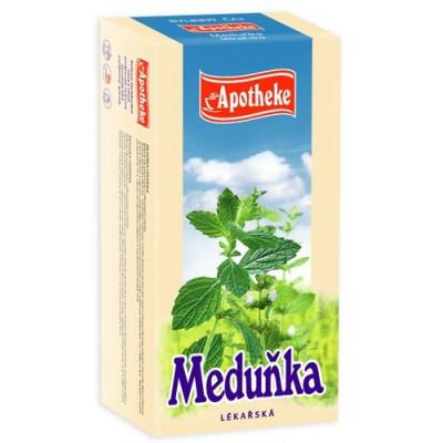 Apotheke bylinný čaj - Meduňka lékařská 20x1.5 g
