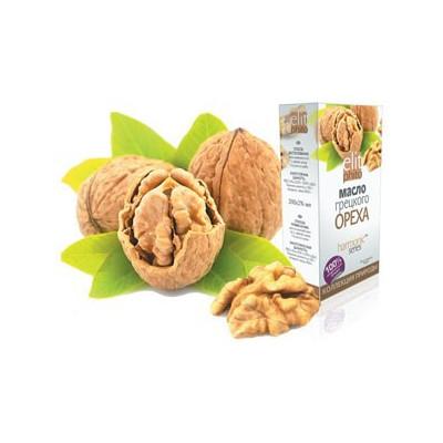 Olej z vlašského ořechu 100% 100 ml Elit