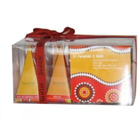 Rooibos Collection (Pyramidové sáčky) 12x2g Tea of Life