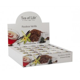 Tea of Life Rooibos Vanilla 25x2g