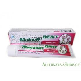 Zubní pasta Malavit - Tymián 75 ml