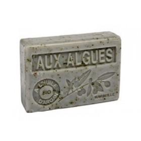 Arganové mýdlo s mořskými řasami - Aux Algues 100g