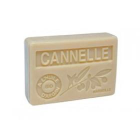 Mýdlo s bio olejem argánie - Cannelle (skořice) 100g