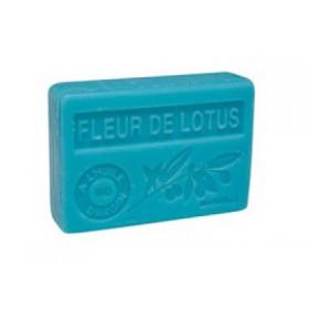Mýdlo s bio olejem argánie - Fleur de lotus (lotosový květ) 100g