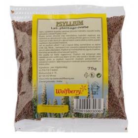 Psyllium celé - jitrocel indický 75 g