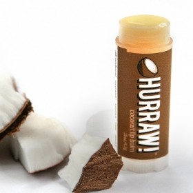 Hurraw! Balzám na rty Kokos - Coconut 4,3g