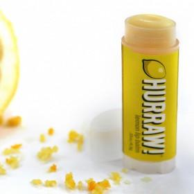 Hurraw! Balzám na rty citrón - Lemon 4,3g