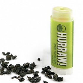 Hurraw! Balzám na rty Zelený čaj - Green Tea 4,3g