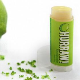 Hurraw! Balzám na rty Lime - Limetka 4,3g