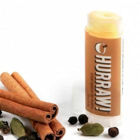 Hurraw! Balzám na rty Chai Masala - Chai Spice 4,3g
