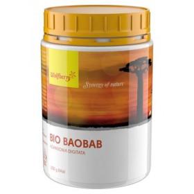 Baobab prášek BIO 200 g Wolfberry