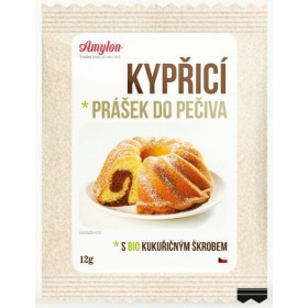Kypřicí prášek do pečiva 12 g Amylon