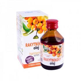 Rakytníkový olej 100% z plodů a semínek - 50 ml
