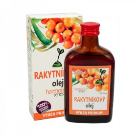 Rakytníkový olej 100% 200 ml TML