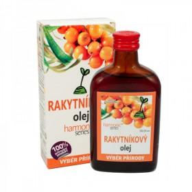 Rakytníkový olej 100% 200 ml