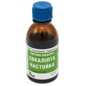 Eukalyptová tinktura 25 ml