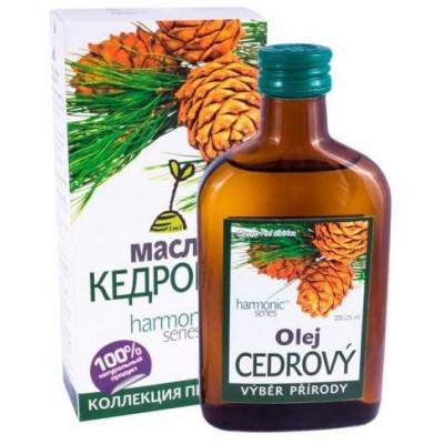 Cedrový olej 100% - 200 ml Elit