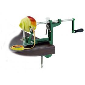 Loupač a kráječ jablek se šroubovou svorkou 3v1