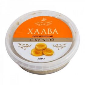 Chalva vanilka se sušenými meruňkami 360 g