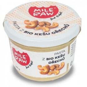 Pasta z kešu ořechů BIO 200 g Mileraw