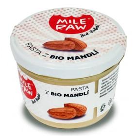 Pasta z loupaných mandlí BIO 200 g