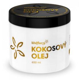 Kokosový panenský olej BIO 650 ml