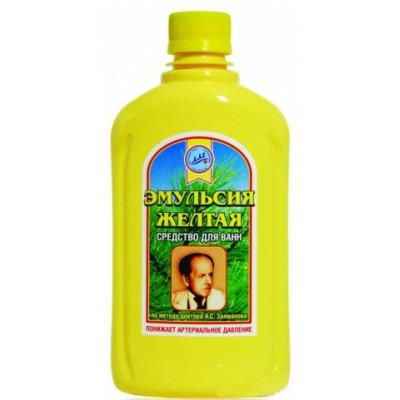Zalmanova emulze Žlutá - uvolňující 100 ml