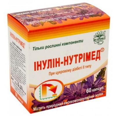 Inulin nutrimed z čekanky 60 tbl.