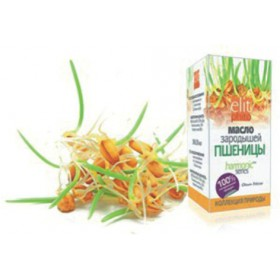 Olej z pšeničných klíčků 100% - 200 ml Elit Phito