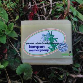 Rozmarýnový šampon Naturinka