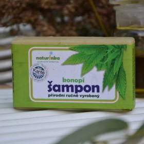 Konopný šampon Naturinka