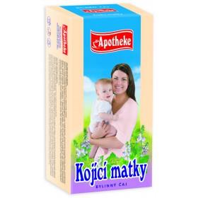 Kojící matky - bylinný čaj 20x1,5g Apotheke