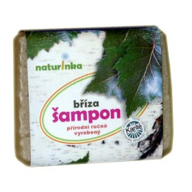 Březový šampon Naturinka