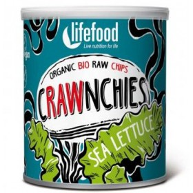 Crawnchies s mořským salátem BIO RAW Lifefood