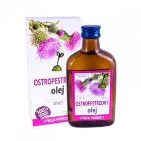 Ostropestřecový olej 100% 200 ml Elit