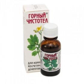 Horský vlaštovičník  extrakt  15 ml