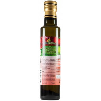 Olej z červené řepy (macerát) BIO