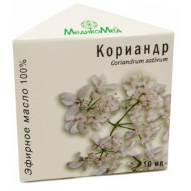Koriandr  - 100% esenciální olej 10 ml
