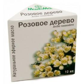 Růžové dřevo  - 100% esenciální olej 10 ml
