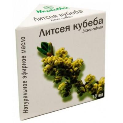 Vavřín kubébový - éterický olej 10 ml Medikomed