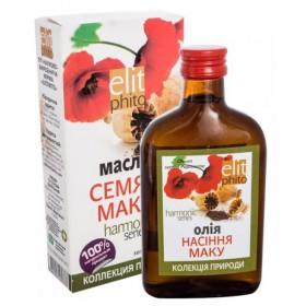 Makový olej 200 ml