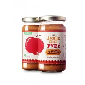 Jablečné pyré ze starých odrůd jablek bio 210g