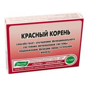 Červený kořen 60 tablet