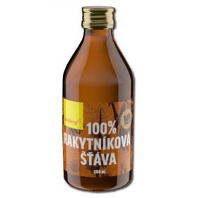 Rakytníková šťáva 100% BIO 500 ml Wolfberry