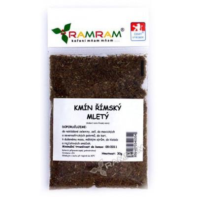 Kmín římský mletý  35 g RamRam