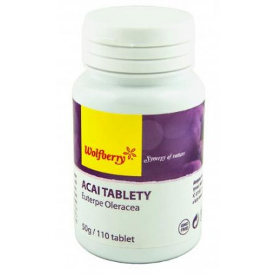 Acai tablety 50g 110 tbl Wolfberry