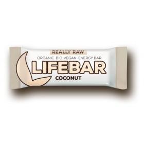 Lifebar BIO kokosová BIO 47 g Lifefood