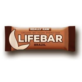 Lifebar brazilská BIO RAW 47 g Lifefood