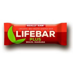 Lifebar plus brazil a guarana BIO RAW 47 g  Lifefood